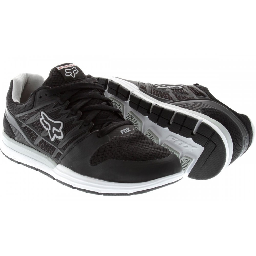 Fox Motion Elite II - Black/White
