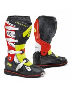 Forma Terrain TX - Black/Yellow/Red