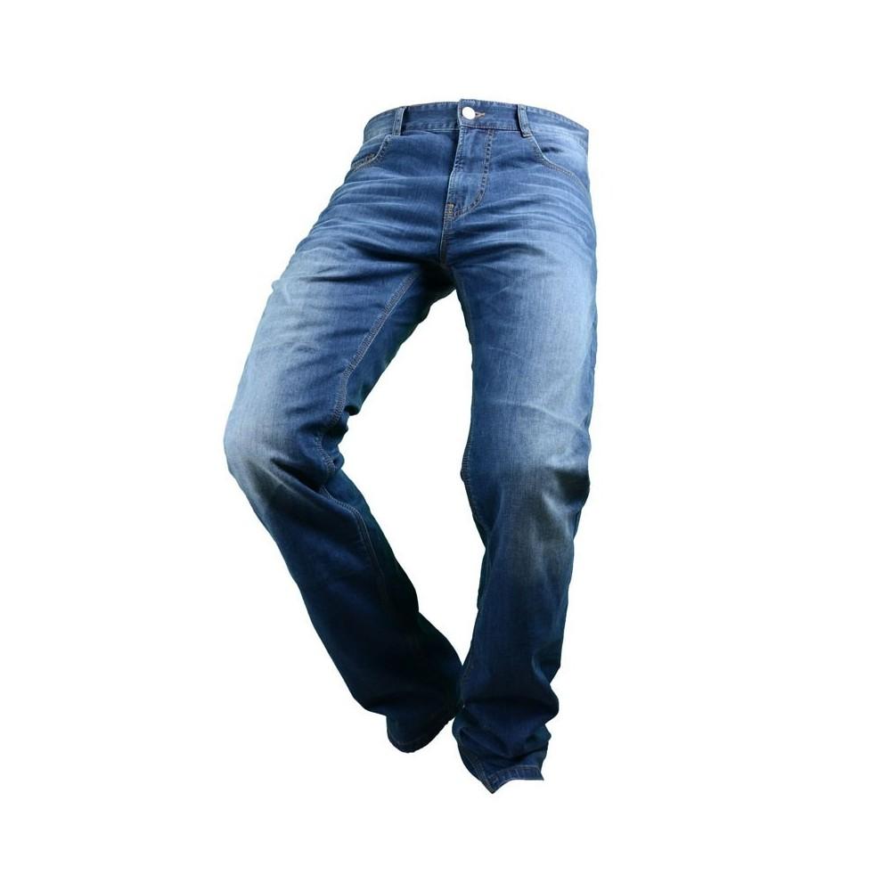 Overlap Street Smalt - Kevlar Jeans