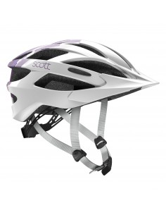 Scott Watu Contessa White/Purple - Casco