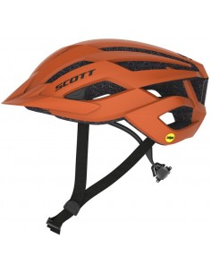 Scott SMU Arx MTB Plus Orange - Casco