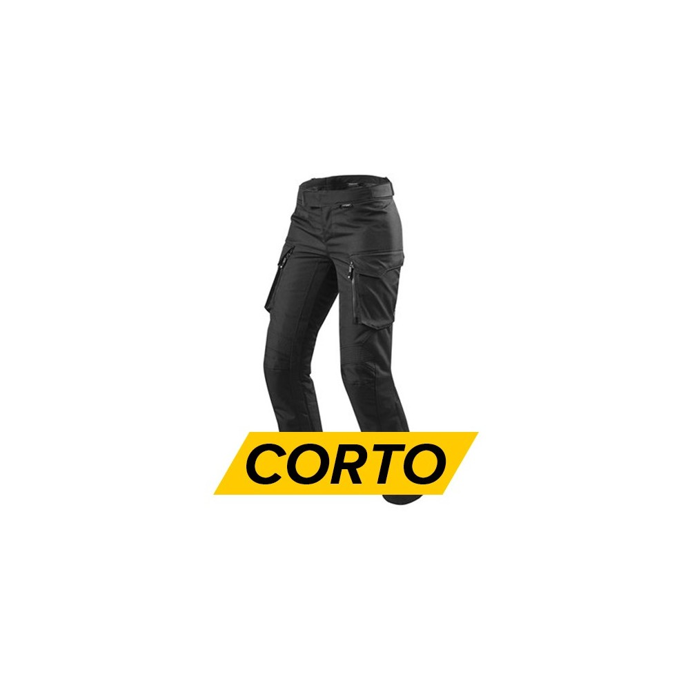 Rev'it Outback - Nero Corto