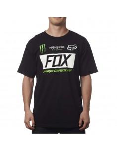 Fox T-shirt Monster Paddock