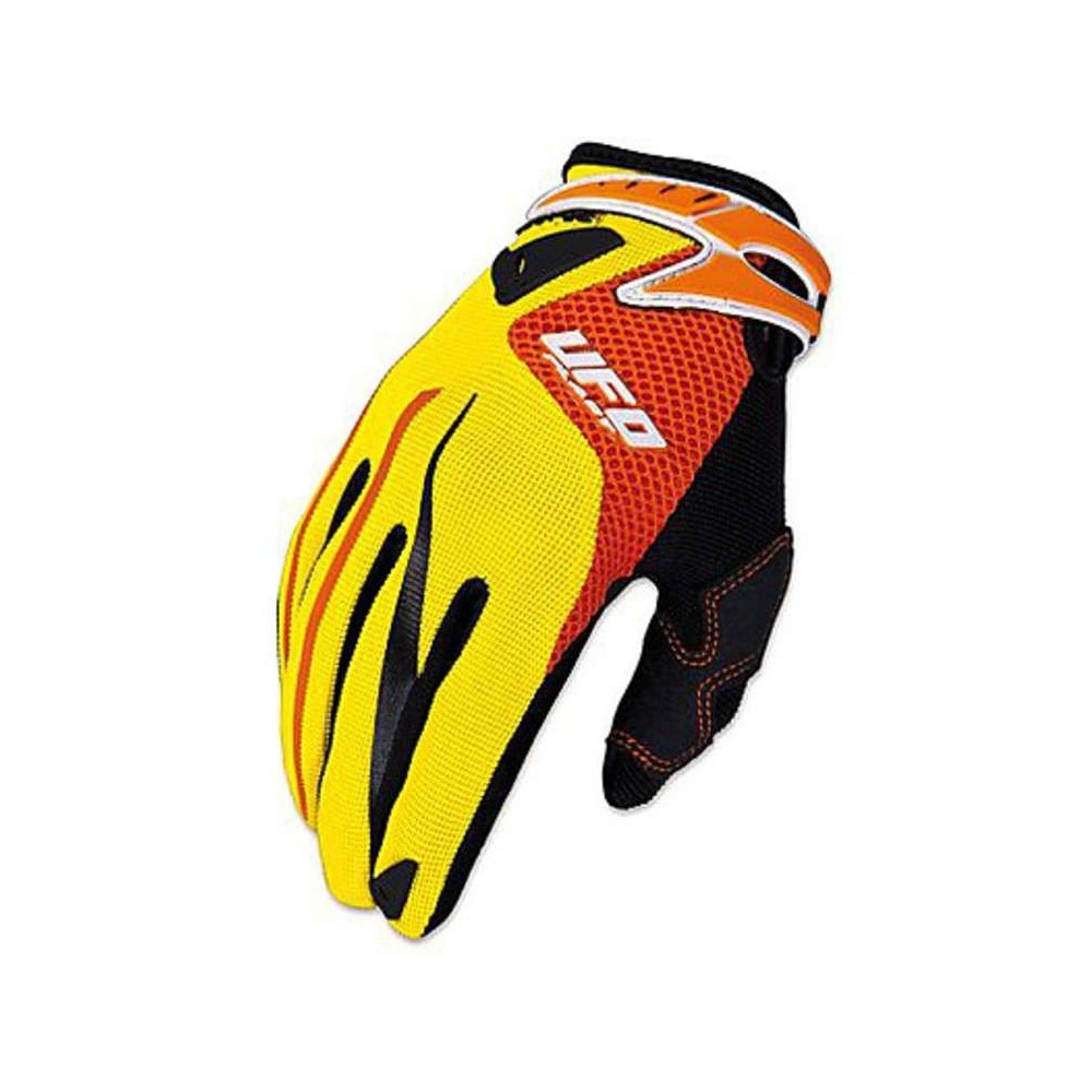 Ufo Iconic Boy Gloves Bimbo - Yellow