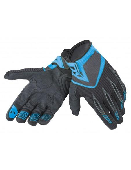 Dainese Paddock tessuto - nero blu
