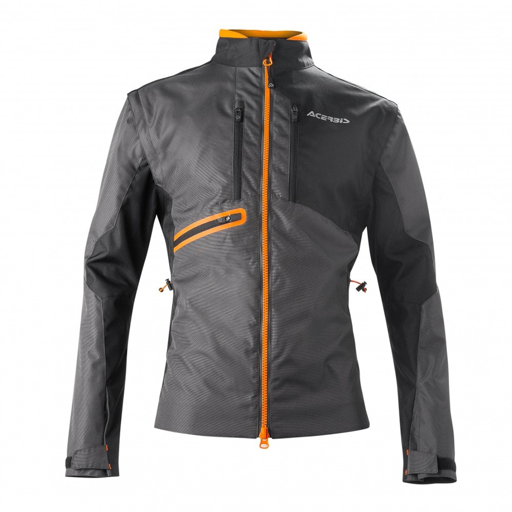 Acerbis Giacca Enduro 018 - Orange fluo/Blk
