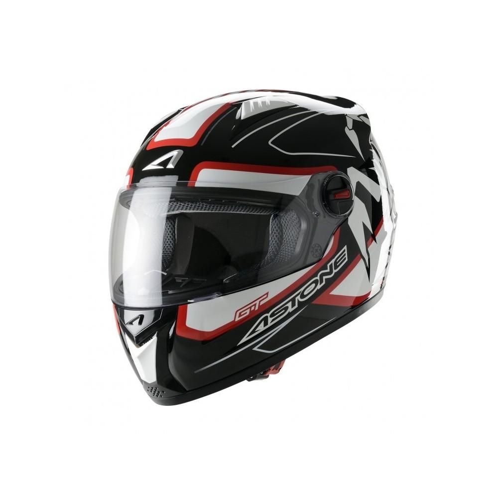 Astone GT - Scorpio Black/Red