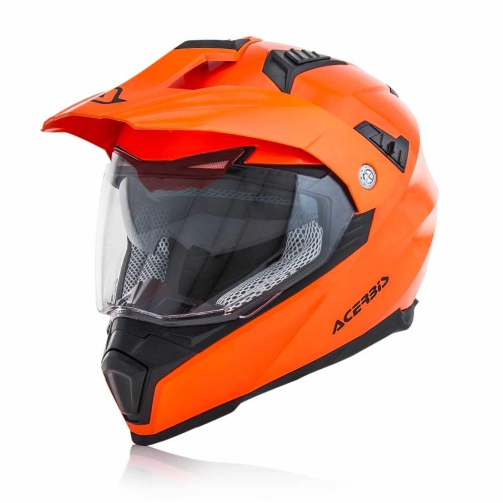 Acerbis Flip FS-606 - Orange fluo