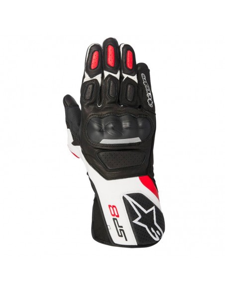Alpinestars SP-8 - V2 Blk/wht/Red