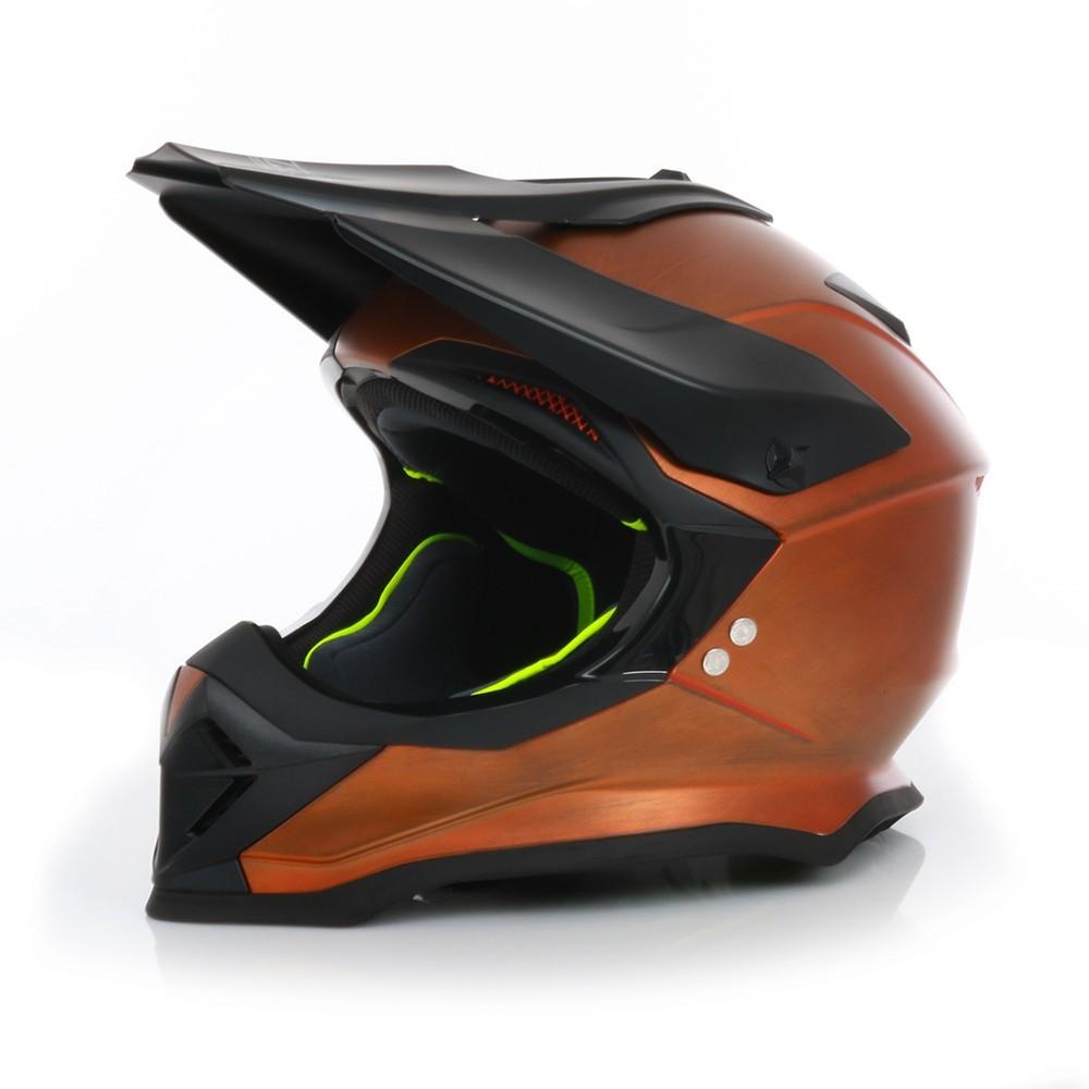 Nolan N53 - Smart Scratched Copper