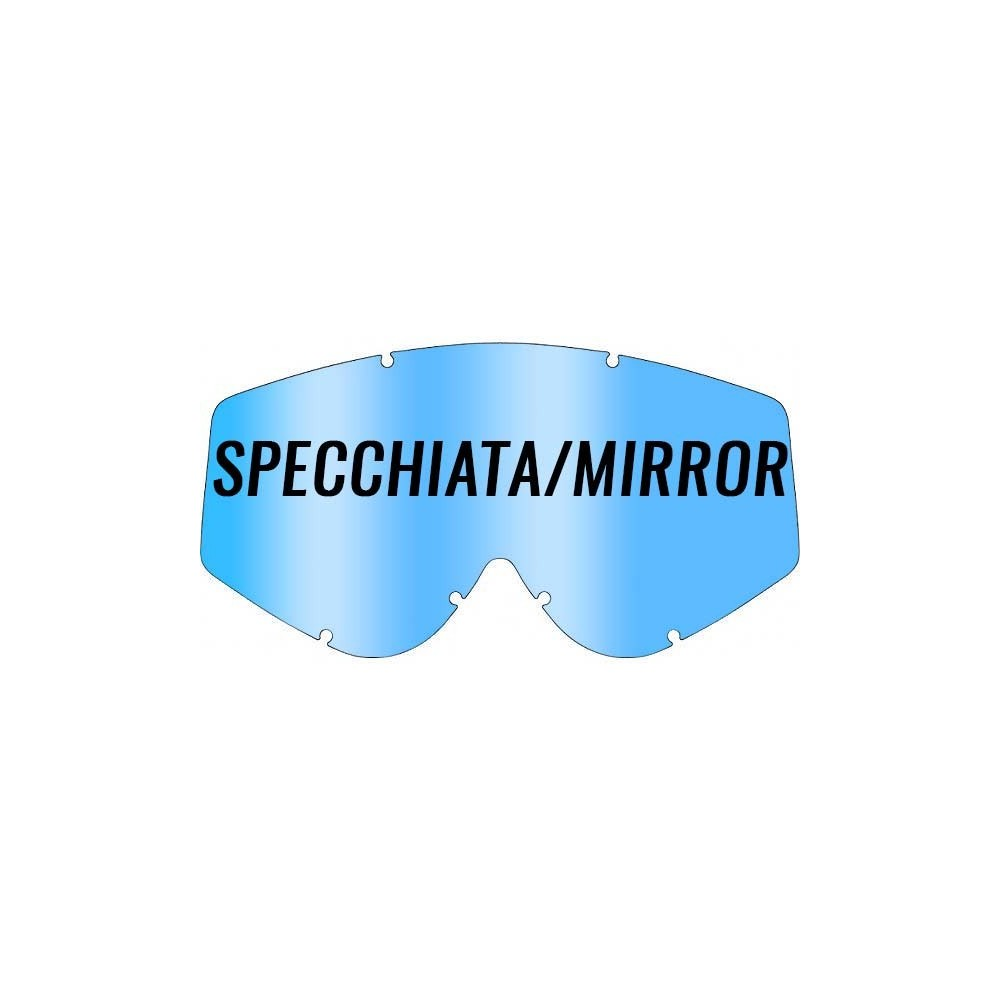 Just 1 Lente Iris - Mirror Blu