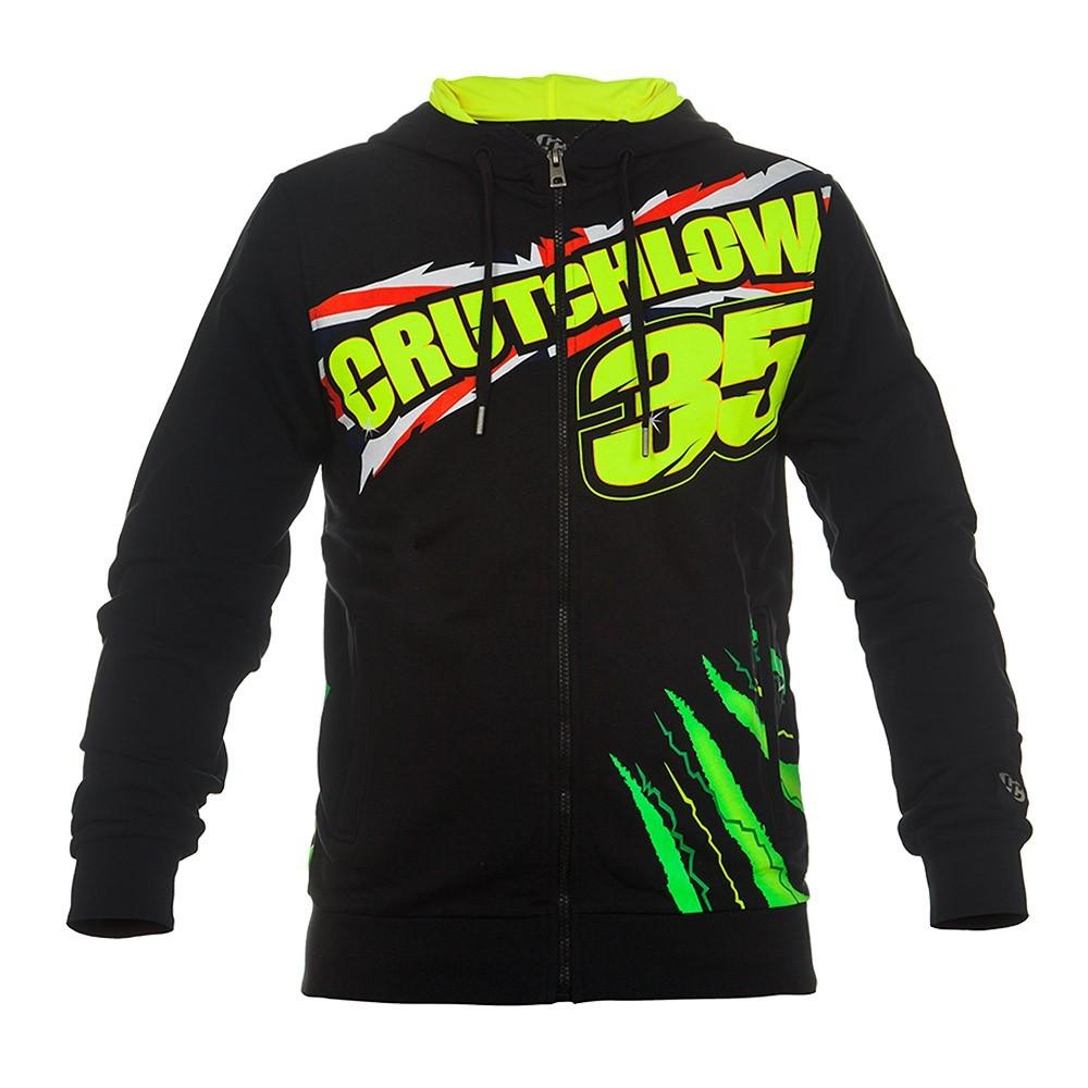 Cal Crutchlow - Felpa Blk