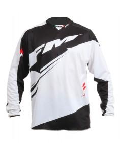 FM Force x23 bianco nero maglia
