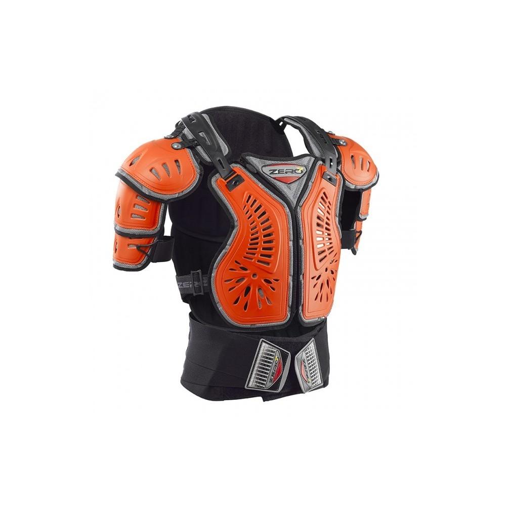ZEro 7 Roka  Vest pettorina con fascia orange