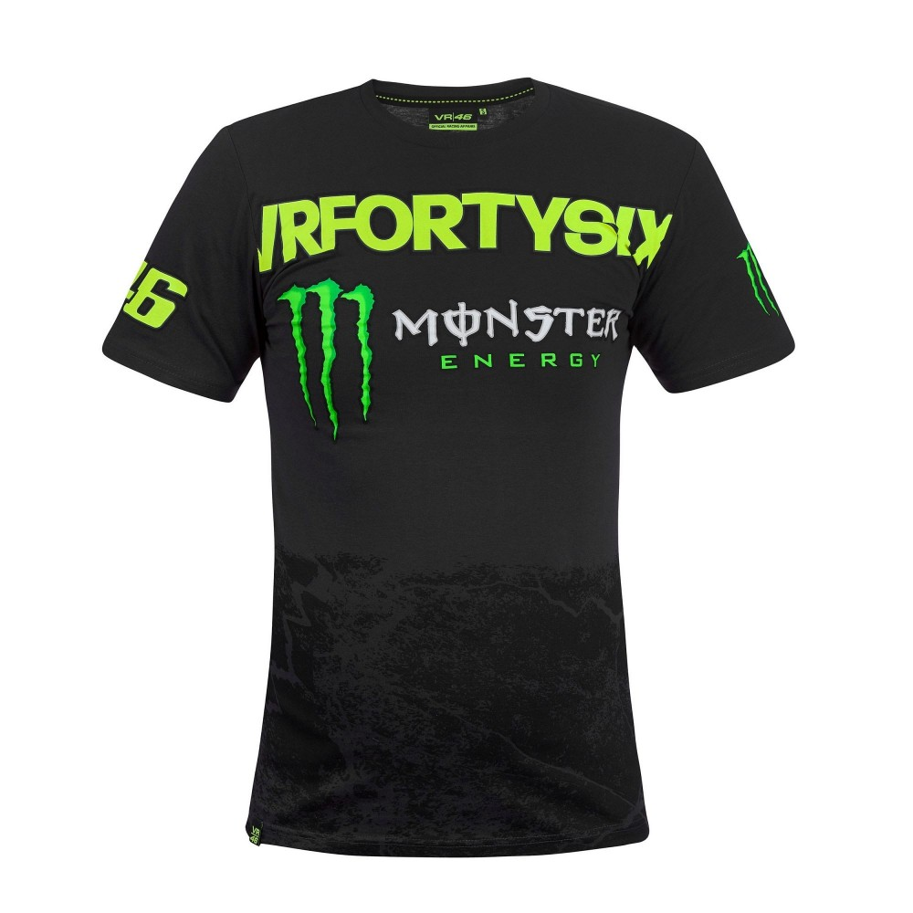 VR|46 T-shirt - Monster FortySix