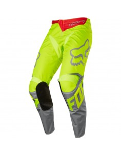Fox 180 Race yellow - Pantalone