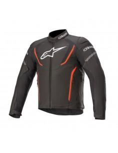 Alpinestars T-Jaws V3 WP - Black/Red Fl