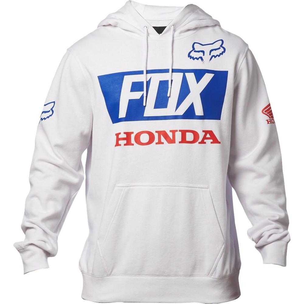 Fox Pullover Honda Basic - Nera