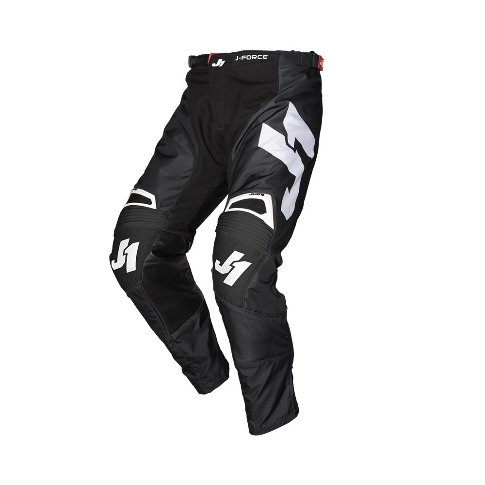 Just1 J-Force Racer Terra - Pant - Black/White