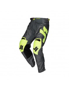 Just1 J-Force Terra - Pant - Drk Grey/Yell Fluo