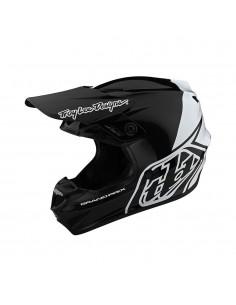 Troy Lee Design GP Block - Black/White