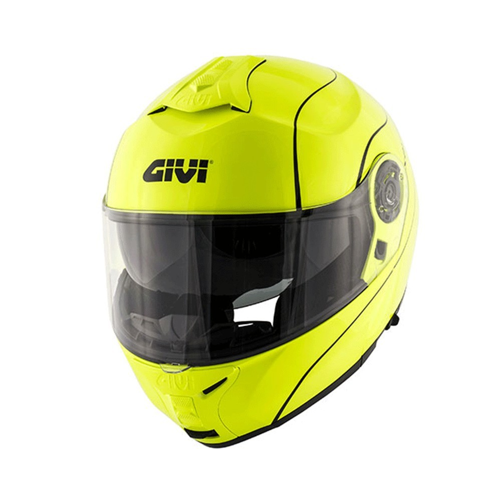 GIVI X21 - Yellow Fluo