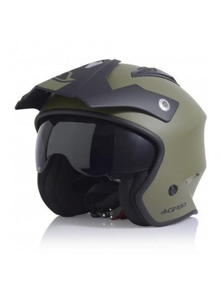 Acerbis Aria - Green Military