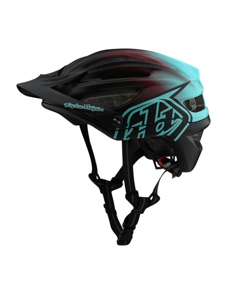 Troy Lee Design A2 MIPS Staind - Blk/Torq