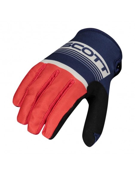Scott 350 Race Glove - Blue/Red 021