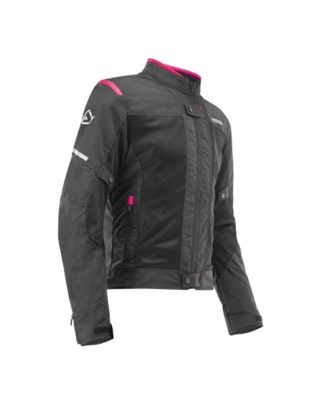 Acerbis Ramsey My Vented Lady - Blk/Pink