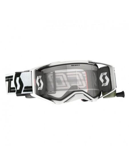 Scott Prospect  Super WFS - White/Black 021
