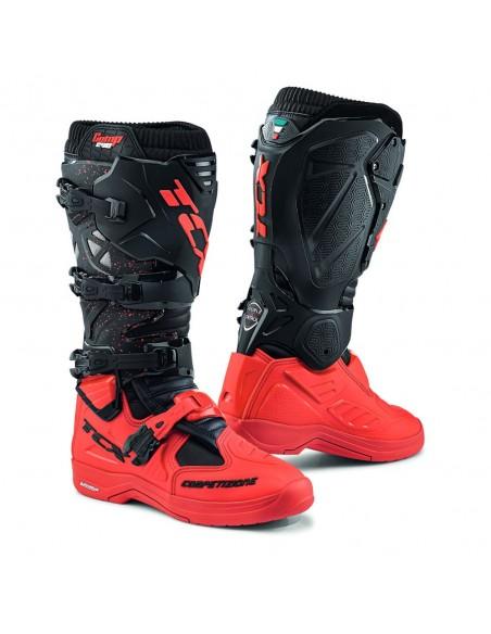 TCX Comp Evo 2 Michelin -Black/Red