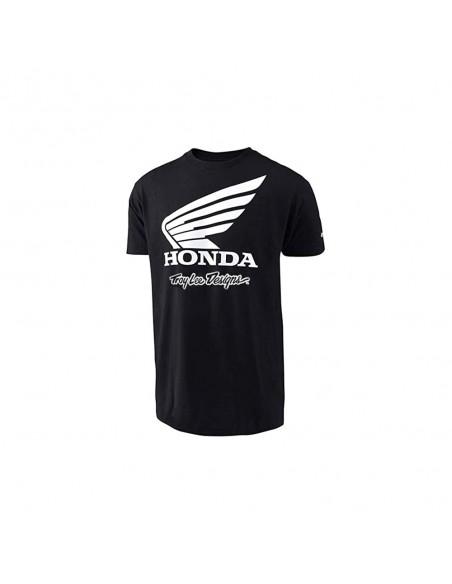 Troy Lee Design Youth Honda Tee - Black