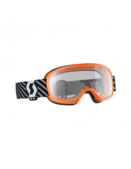 Scott Buzz Mx BIMBO - Orange Clear Lens