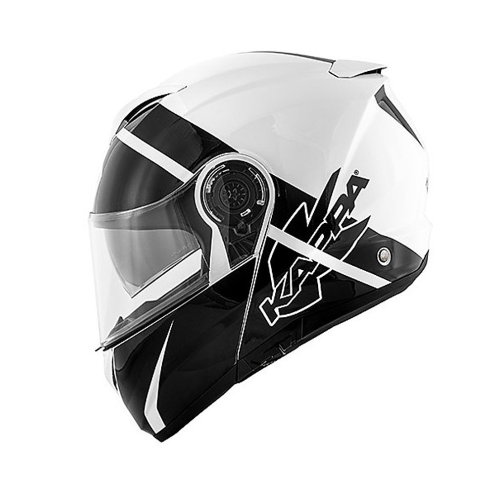 Kappa KV32 Orlando Linear - Black/White