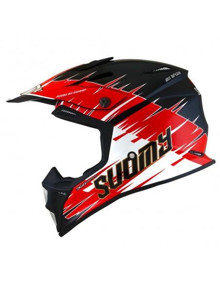 Suomy MX Speed - Warp Black