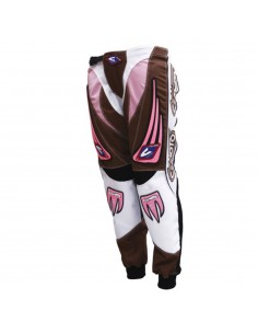 Cemoto Tech 3 - Pant - Brw/Pink