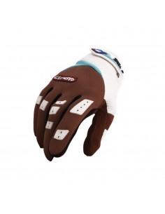 Cemoto Tech 3 - Glove - Brw/Azzurro