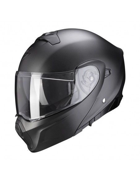 Scorpion Exo - 930 - Solid Matte Pearl Black