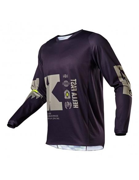 Fox 180 Illmatik - Maglia - Dark Purple