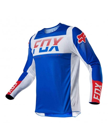 Fox 360 Afterburn - Maglia - Blue