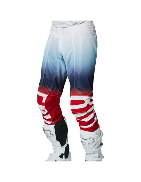 Fox Airline Reepz - Pant - Wht/Red/Blue