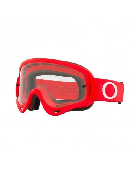 Oakley O'Frame Moto - Red Clear lens
