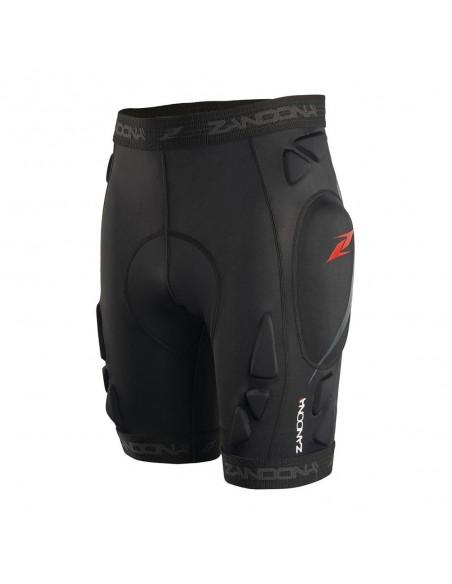 Zandonà Soft Active pantaloncino - Black