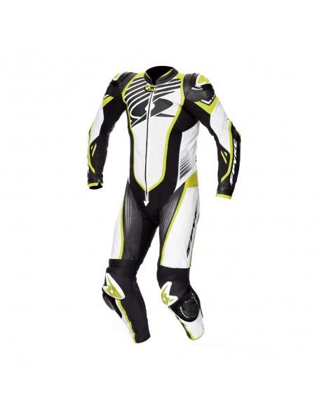 Spyke Aragon Race prof - Black/White/Fluo Yellow