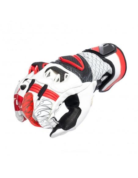 Spyke Tech Pro - White/Black/Red Fluo
