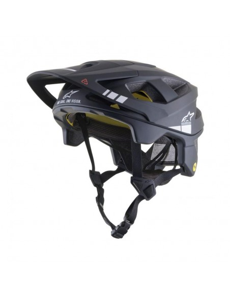 Alpinestars Vector TECH - A1 Blk/Lt Gray