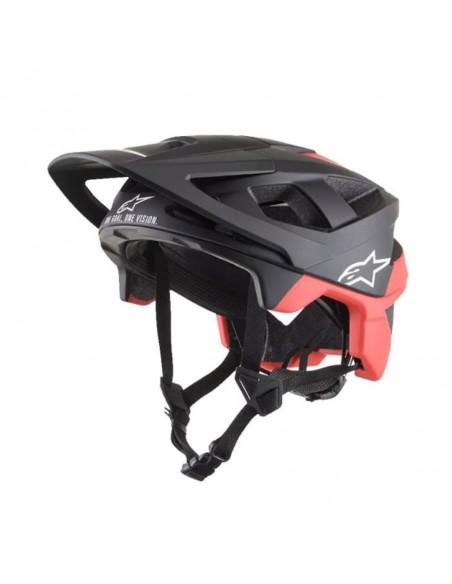 Alpinestars Vector PRO - Atom Blk/Red Matt