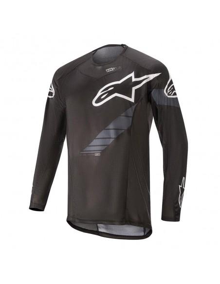 Alpinestars MTB Techstar Jersey LS - Blk Edition