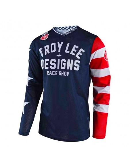 Troy Lee Design GP Air Americana - Maglia - Navy